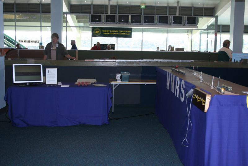 Another overview of our full stand